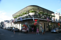 French Quarter architecture (by author)